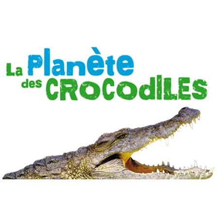 La planete des crocodiles